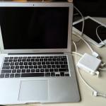 "MacBook Air 13"" Thunderbolt i5 1,7 GHz 128SSD 4MB RAM OSX 10.10"
